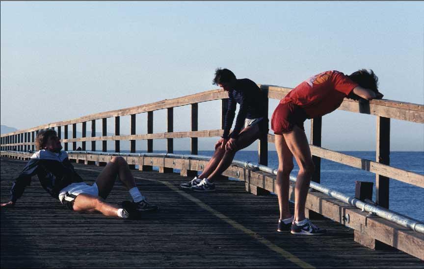 Running or Resting